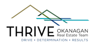 THRIVE OKANAGAN Real Estate logo